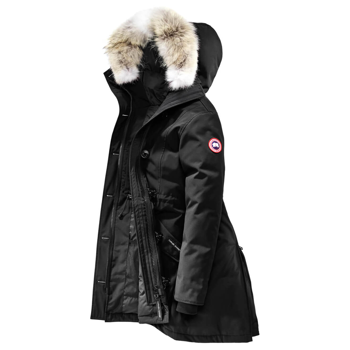 CANADA GOOSE Ladies Rossclair Parka