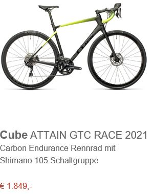 Cube ATTAIN GTC RACE 2021