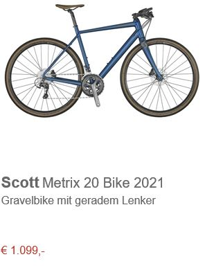 Scott Metrix 20 Bike 2021